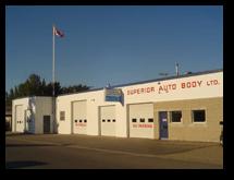 superior auto body