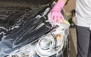 cleaning your car prevents polymer degradation