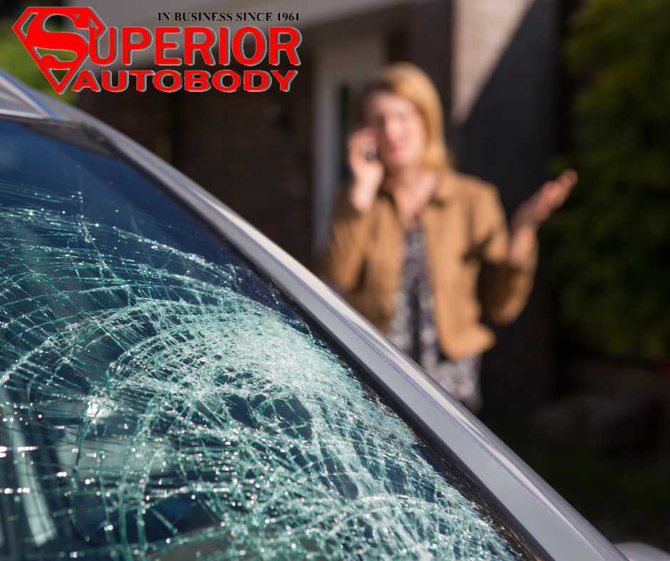 Is it Safe to Drive With a Cracked Windshield? Superior Auto Body Saskatoon
