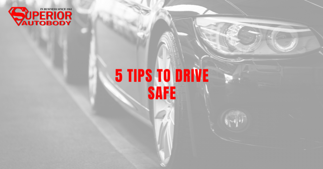 tips to drive safe